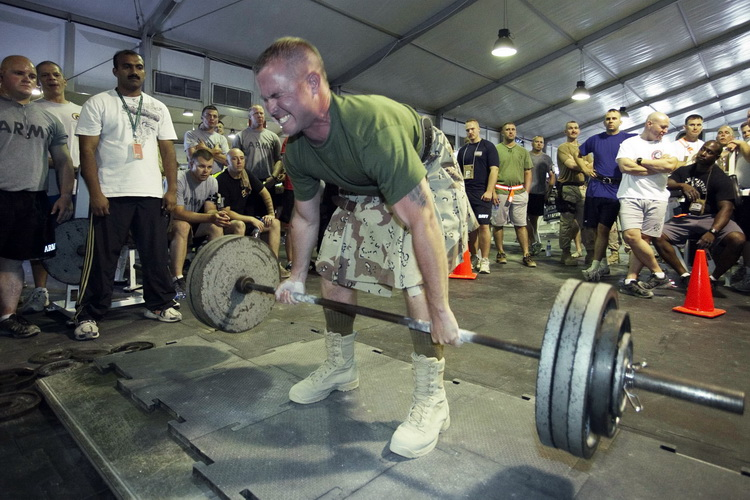 Power Lifting Competion, Camp Patriot, Kuwait
