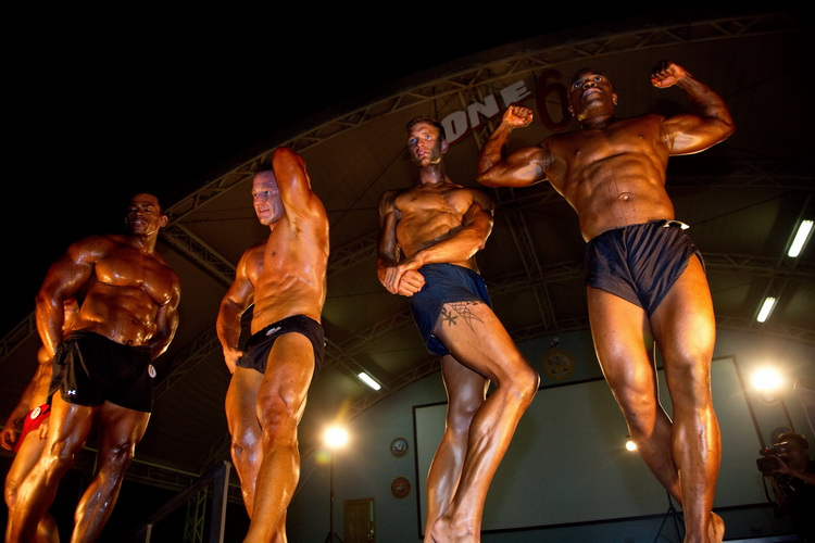 Desert Classic V Body Building Competition